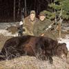 Охота на медведя в Вологодской области
