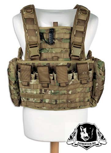 Разгрузочный жилет TT CHEST RIG MKII MC TASMANIAN TIGER